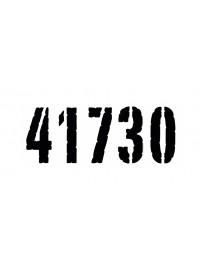 Nummer CARGO SHV 40cm